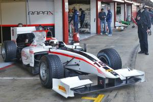 Rapax buoyant after topping Barcelona test