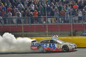 2013 Charlotte NASCAR: All-Star results