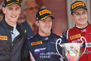 GP2 Monaco 2013: Lucky Bird escapes T1 pile-up to win