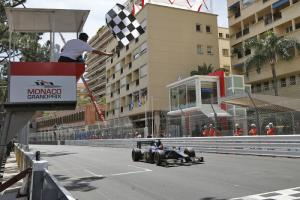 GP2 Monaco 2013: Feature race results
