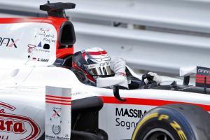 GP2 Monaco 2013: Sprint race results