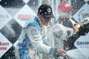 Simon Pagenaud, Schmidt-Hamilton Motorsport - Q&A
