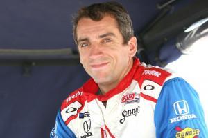 Justin Wilson injured in Fontana crash