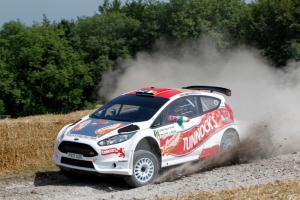 Barrable debuts Fiesta R5 at Goodwood