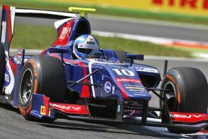 Monza: Practice times