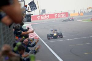 Indian Grand Prix, Greater Noida - Race results