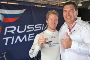 Russian Time team principal Mazepa dies