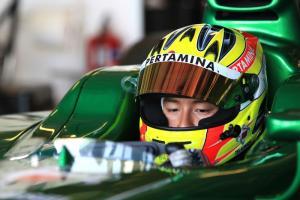 Abu Dhabi: GP2 and GP3 Test times (2)