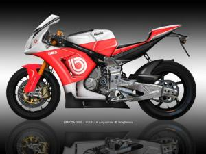 Bimota announces Alstare-run WSBK EVO entry