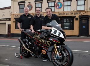 Rutter, Muff bolster BMW ranks