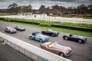 Brundle, Senna headline Jaguar line-up for Mille Miglia