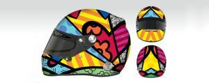 Sauber pair go 'pop' with special Monaco helmets