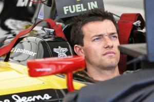 Palmer excluded from GP2 qualifying