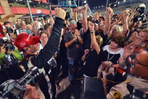 Power clinches title, Kanaan wins Fontana