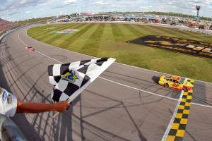 Kansas: Sprint Cup Series results