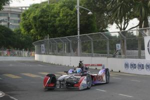 Putrajaya ePrix - Race results