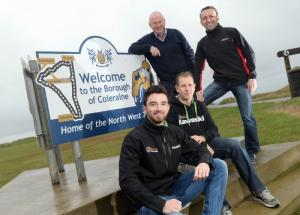 Fearless Irwin hopes to shine on NW200 debut