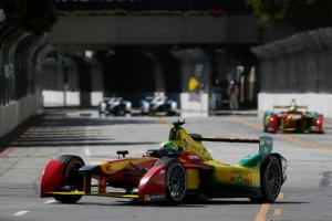 Long Beach ePrix - Free practice results (3)
