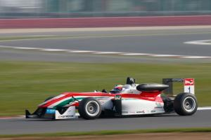 Rosenqvist takes flawless race one pole