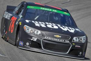 Richmond: Sprint Cup qualifying results