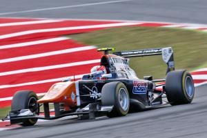 Barcelona: GP3 qualifying session results