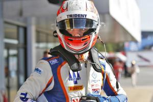 Ghiotto claims the first GP3 pole of 2015