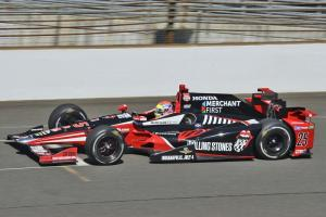 Indy 500: Revised Starting grid