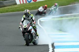 Byrne revels in 'perfect' Knockhill weekend