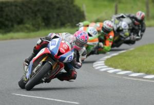 Ulster GP: Johnston revels in 'incredible' treble