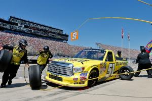 Michigan: Truck Series race results