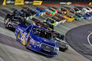Bristol: Truck Series race results