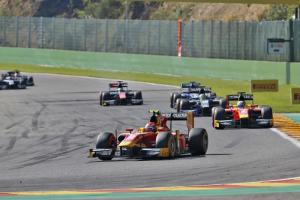 Spa: GP2 sprint race results