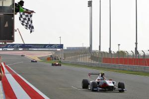 Bahrain: GP3 race 1 results