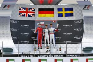 Abu Dhabi: GP3 race 1 results
