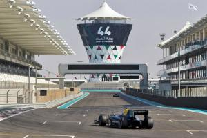 GP2: Abu Dhabi post-season test (2)