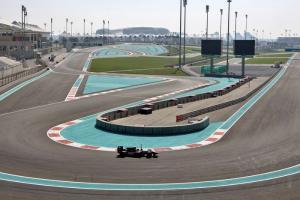 GP2: Abu Dhabi post-season test (3)