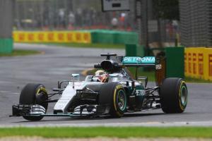 Australian Grand Prix - Free practice results (3)