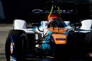 Rast to deputise for da Costa in Berlin ePrix