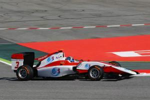 GP3: Barcelona - Race results (2)