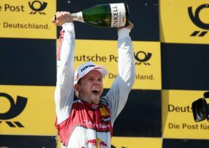 Ekstrom: Second place 'feels like a win'