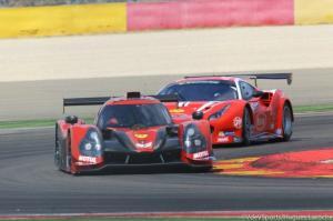 V de V: Visiom Ferrari fights through pack for 4 Hour GT win