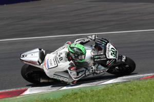 Laverty keen to put Spielberg ending behind him