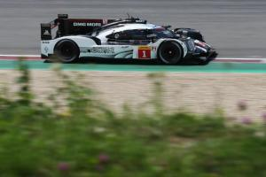 WEC: 6 Hours of Mexico - Race results