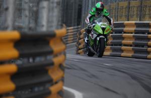 Macau GP: Jessopp on pole, Irwin shines in third