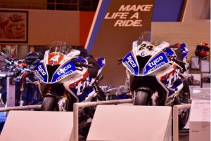 Four Tyco BMW bikes stolen from Birmingham