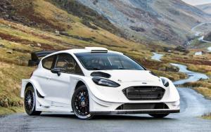 M-Sport reveals striking 2017-spec Fiesta WRC