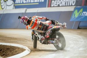 Marquez, Baker to scrap for fourth Superprestigio title