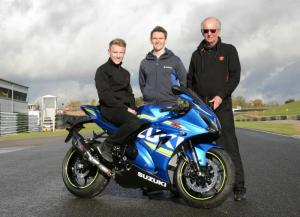 Mackenzie confirmed for Bennetts Suzuki in BSB