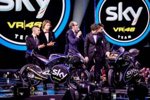 VR46 unveils Moto2, Moto3 colours on X Factor