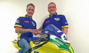 Bridewell joins Team WD-40 Kawasaki